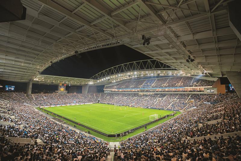 Final Liga Camphions di Porto, 12 Ribu Penonton Boleh Datang
