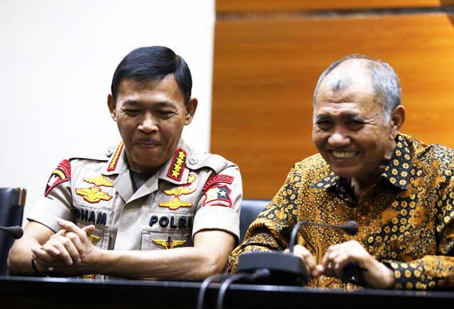 Penyiraman Novel, Jokowi: Idham Secepatnya Umumkan Pelakunya