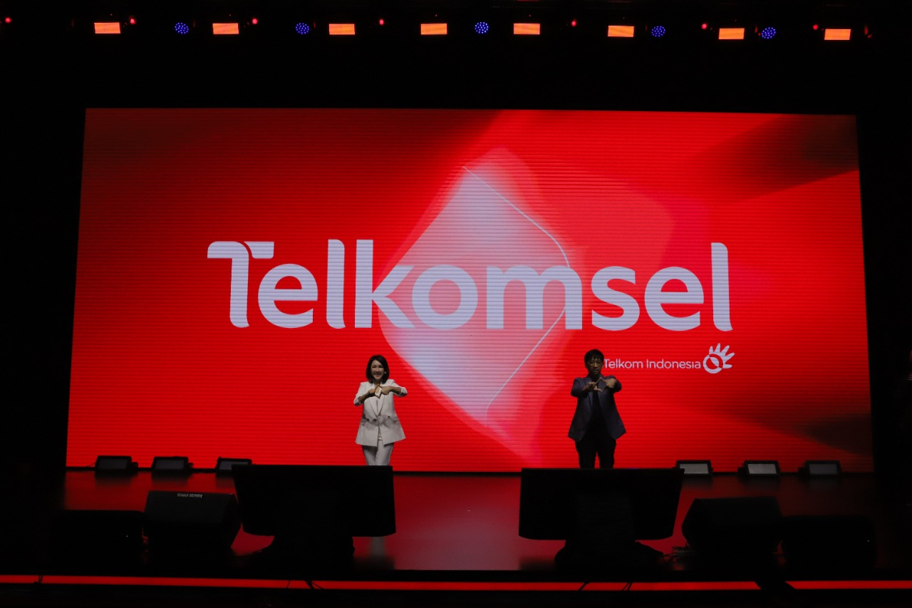 Ini Logo dan Identitas Baru Telkomsel di Usia 26 Tahun