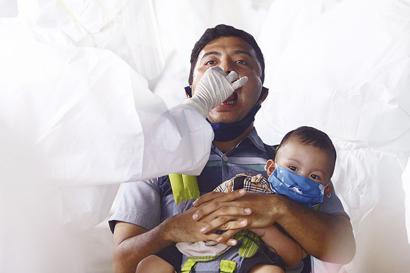 Kasus Positif di Riau Bertambah 284, Sembuh 112 Pasien, dan Meninggal 4 Orang