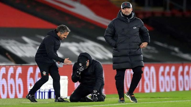 Jungkalkan Liverpool, Pelatih Southampton Sampai Menangis