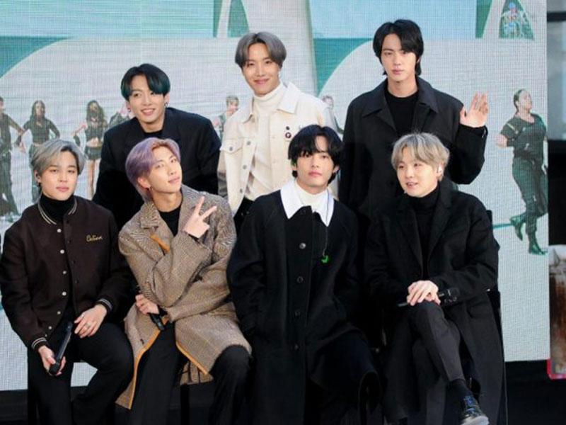 BTS Dukung Masyarakat Indonesia