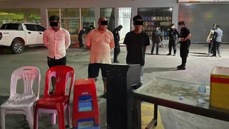 Hadiri Pesta saat Pandemi, Jenderal Polisi Masuk Bui