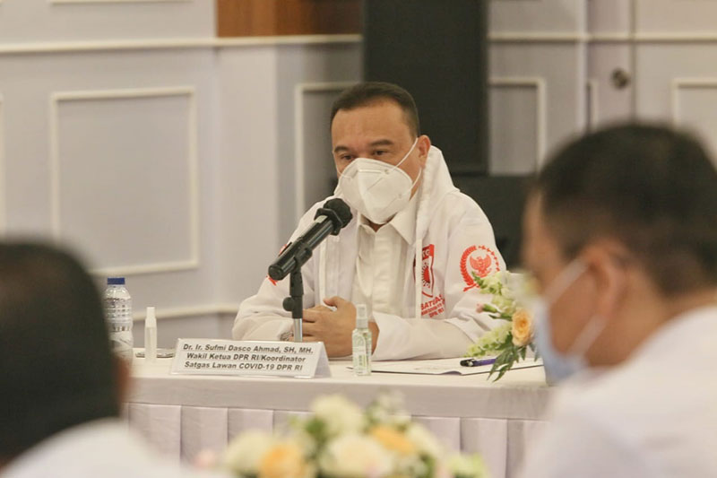 DPR Dukung Penuh Uji Klinis Tahap III Vaksin Nusantara