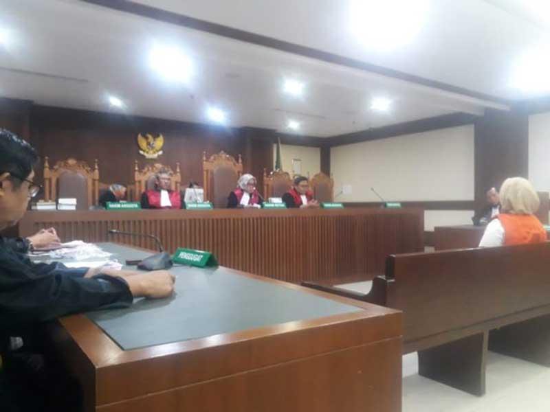 Pria Pengancam Jokowi Bebas