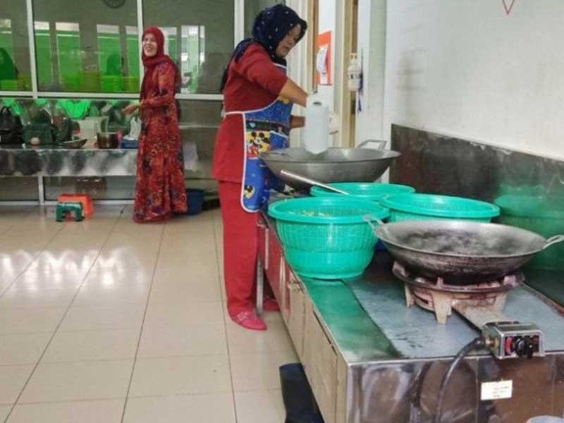Waduhhh...Juru Masak Mogok, Pasien Rumah Sakit Kelaparan