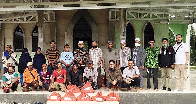 Sinergi Berbagi BTN Syariah di Tengah Pandemi