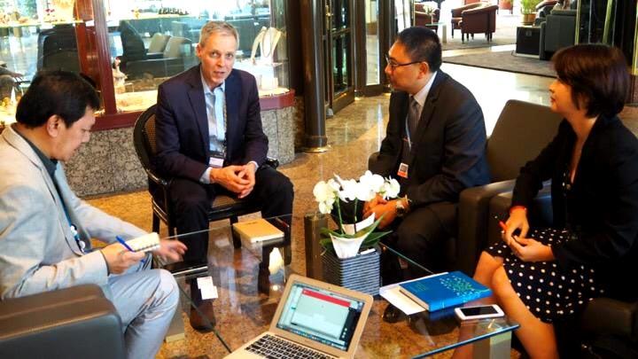 Delegasi Indonesia Perkuat Hubungan Bilateral Pada Bonn Climate Change Conference