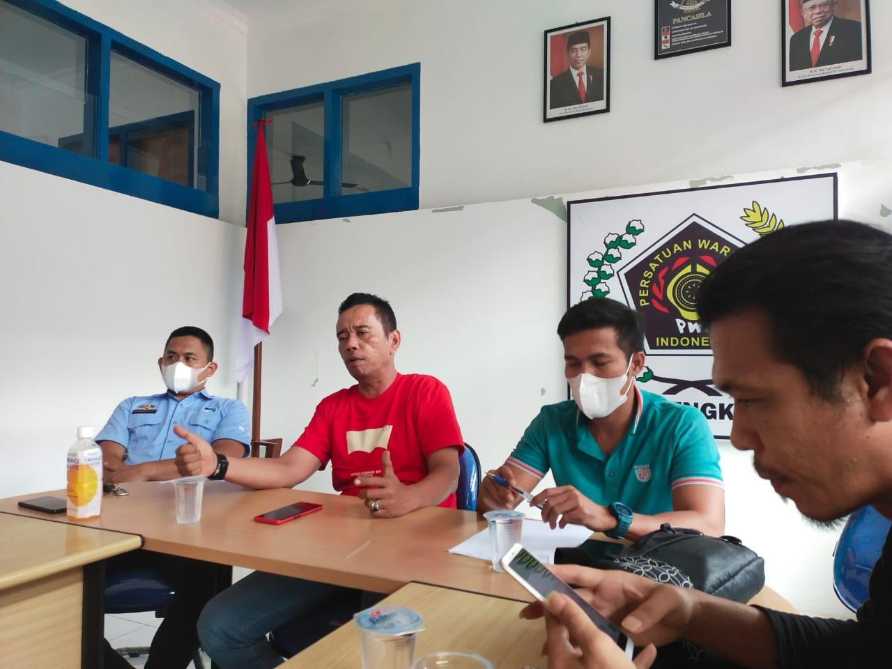 Konferkab PWI Bengkalis Diputuskan Digelar di Sungai Pakning