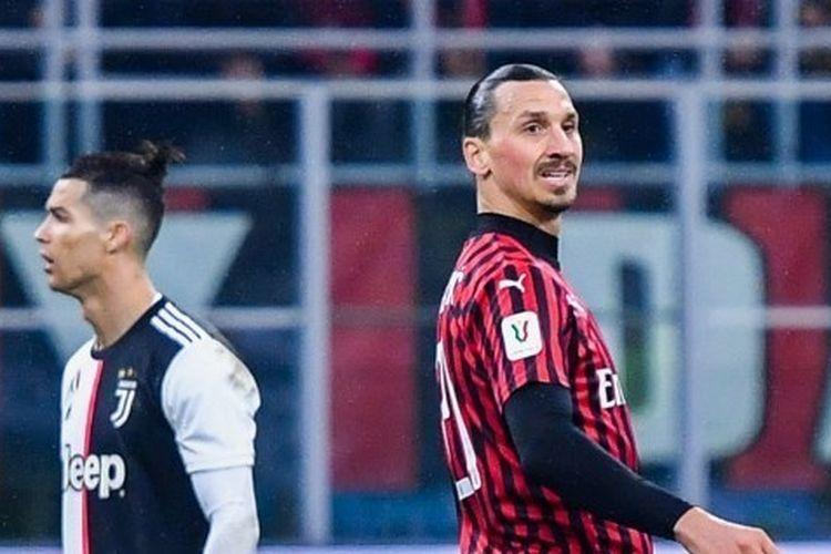 Ibrahimovic: Saya Presiden, Pemain, dan Pelatih Milan!