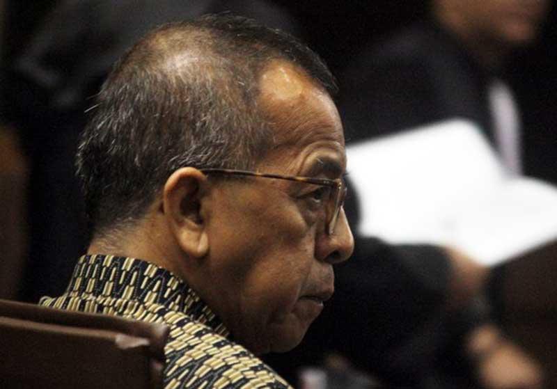 Eks Dirut Garuda Emirsyah Satar Dituntut 12 Tahun Penjara