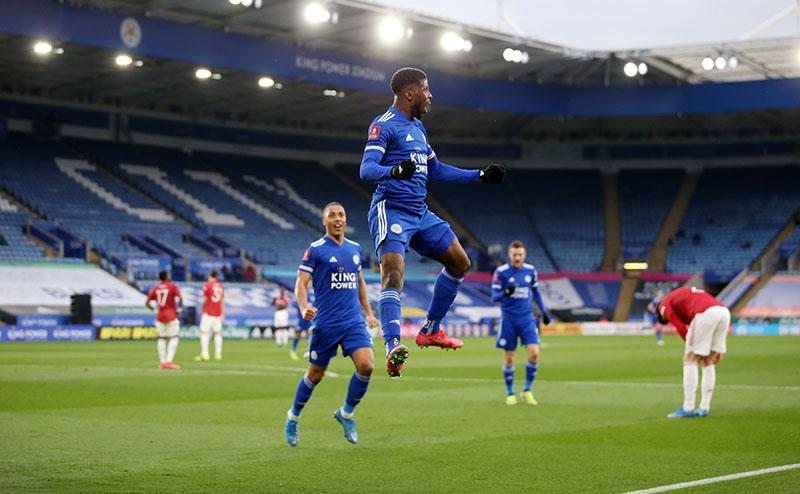 Leicester ke Semifinal Setelah Pecundangi Setan Merah