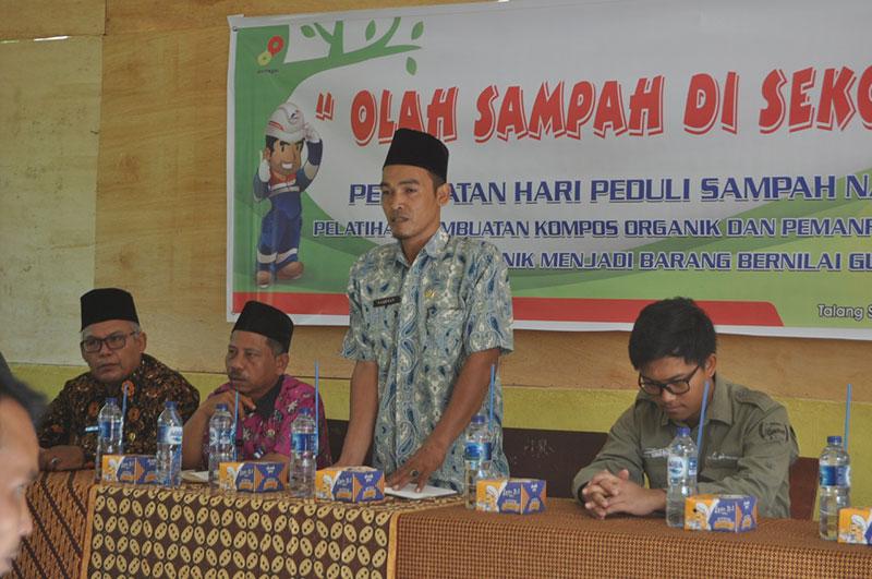Sagiman, Guru dari Inhu Raih Pertamina Local Hero Awards 2020