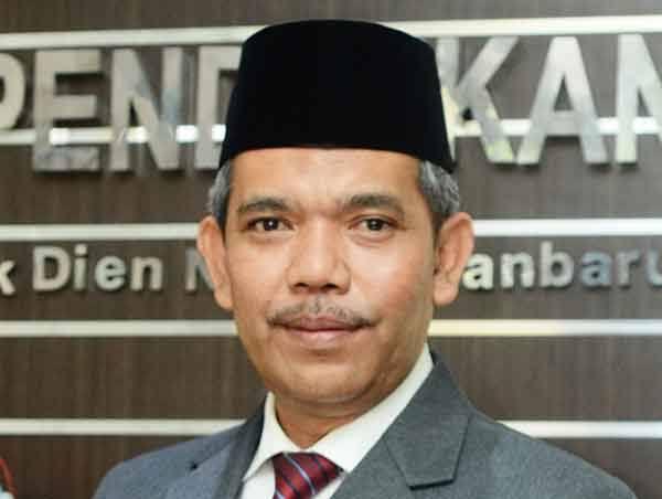 Eks Kadisdik Riau Ikut Perebutan Kursi Sekda Meranti