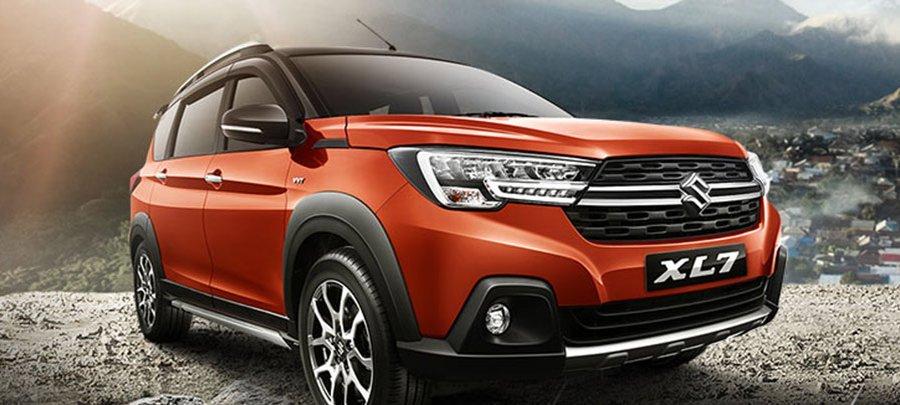 Suzuki Klaim, Pandemi Corona Tak Halangi Capaian Penjualan XL7