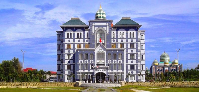 Beredar Informasi Dukungan terhadap Rektor UIN Suska