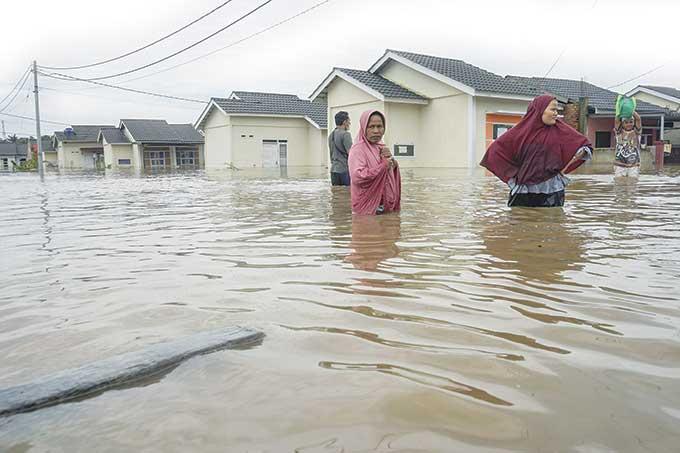 11 Lokasi Terendam Banjir, 1.000 KK Terdampak