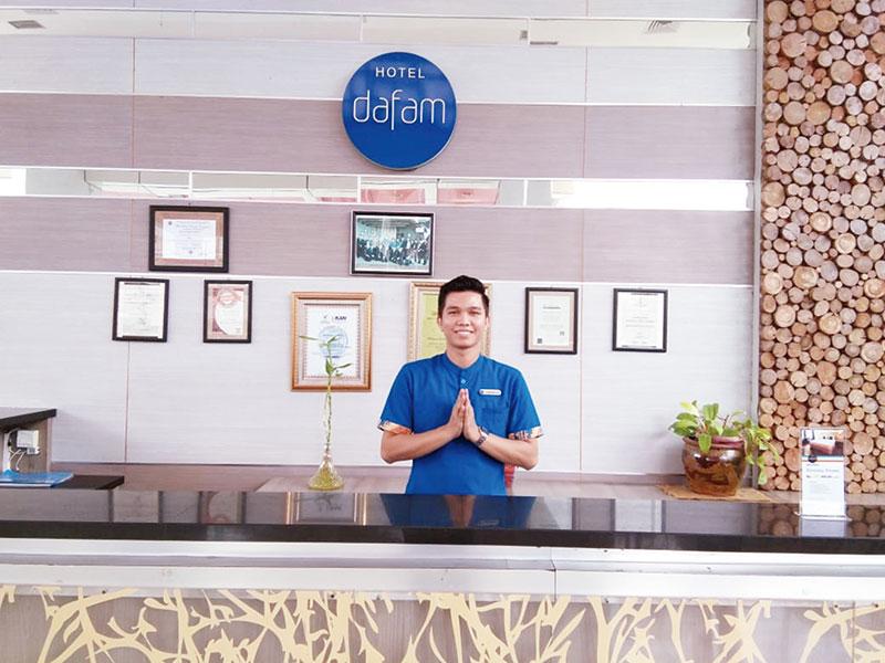 Hotel Dafam Tawarkan Promo Pak Karman