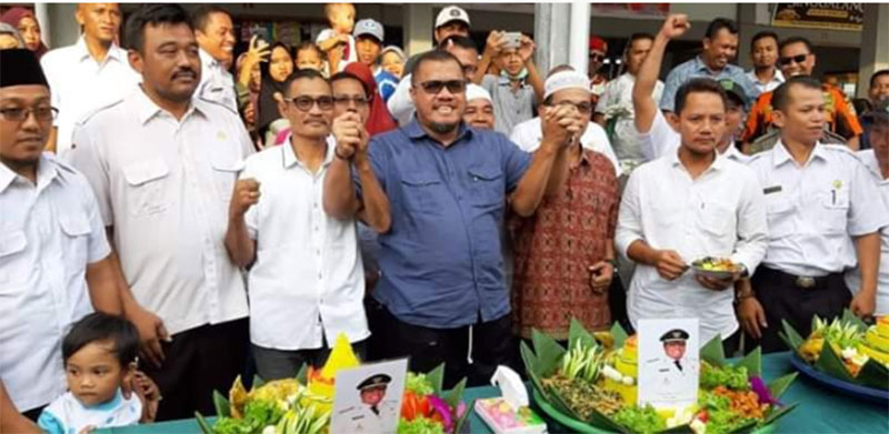 Tahun 2019, Pemerintah Kabupaten Inhu Bangun Tiga Pasar Rakyat Permanen