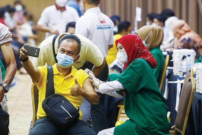 Masih di Atas 500, Kasus Harian Riau Nomor 4 Nasional