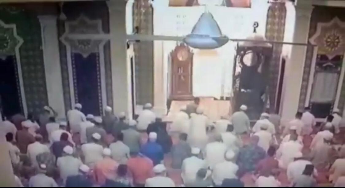 Jamaah Masjid di Tembilahan Meninggal saat Salat Tarawih