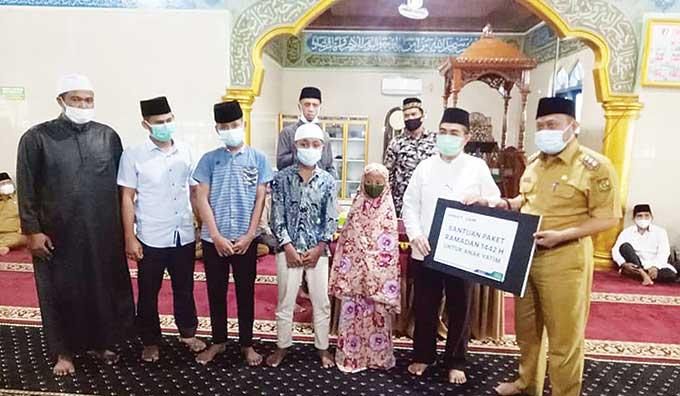 PT RAPP dan PT APR Santuni 490 Anak Yatim