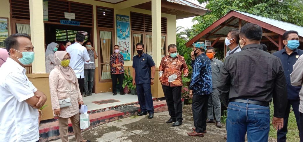 Setelah Tiga Pekan, APD untuk Puskesmas di Kuansing Tak Juga Terpenuhi