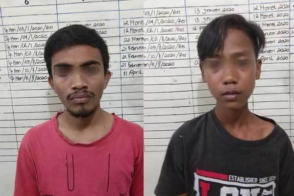 Pelaku Bakar Karpet Masjid Ditangkap