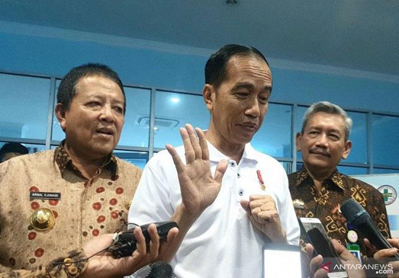 Jokowi Tak Mau Salah Pilih Dewas KPK