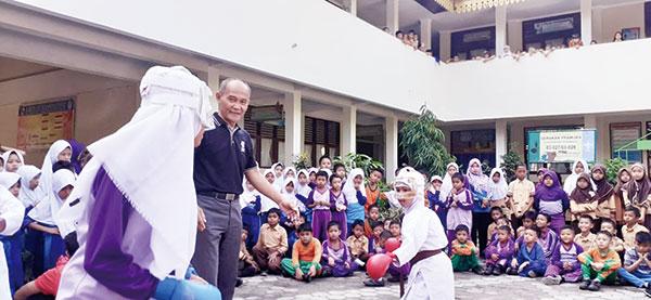 Kembangkan Sayap, Shindoka Riau Buka Dojo