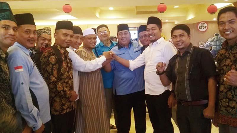 Nizamul Muluk Terpilih Secara Aklamasi Ketum BKPRMI Riau