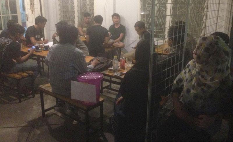 "Komunitas Arus Balik Nobar ""The Bajau"" Produksi Watchdoc"