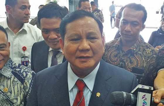 Arahan Prabowo ke Gerindra Setelah Kadernya Menteri KKP Ditangkap KPK