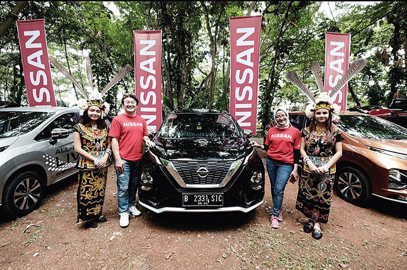 Uji Ketangguhan, All New Nissan Livina Jelajah Indonesia