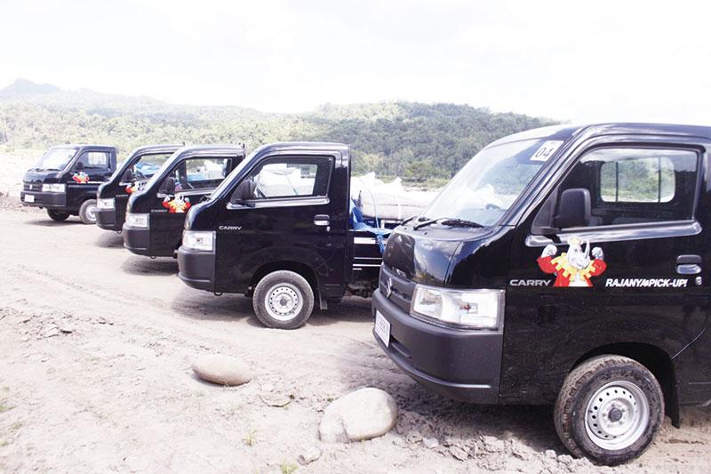 New Carry Dongkrak Penjualan Suzuki