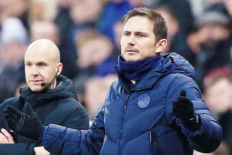 Kecewanya Lampard