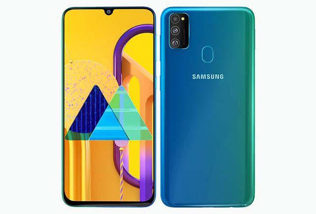 Samsung Galaxy M30s Pemilik Baterai Monster