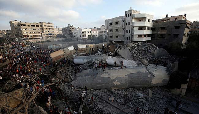 Bom Israel Bunuh Ibu Hamil dan Balita