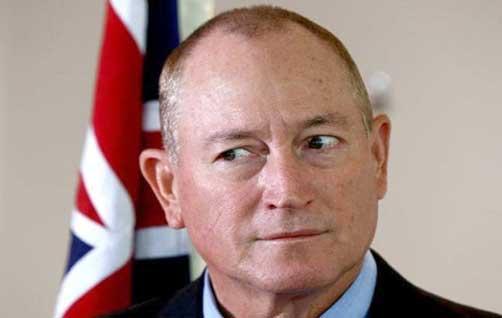 Senator Queensland Malah Salahkan Muslim