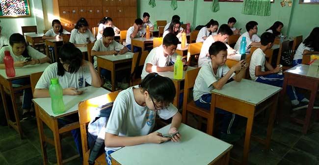 SMP Santa Maria Terapkan Program SBT
