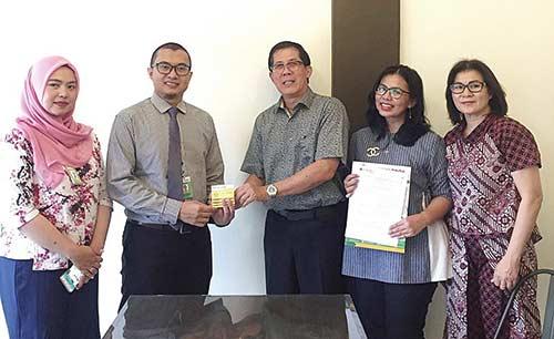 RS Awal Bros Group  Teken MoU dengan Yayasan  Marga Huang Pekanbaru