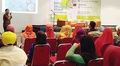 RS Awal Bros Pekanbaru Edukasi  Penyakit Batu Saluran Kemih