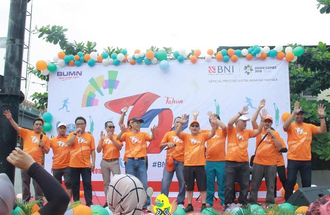 BNI Wilayah Padang Pasarkan Merchant Yap!