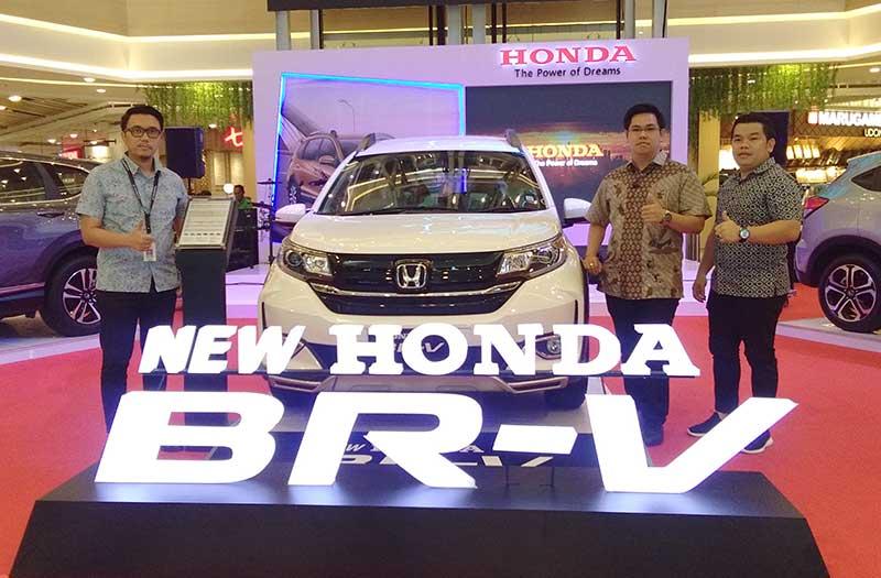 Honda Hadirkan Kemewahan Fitur New BR-V