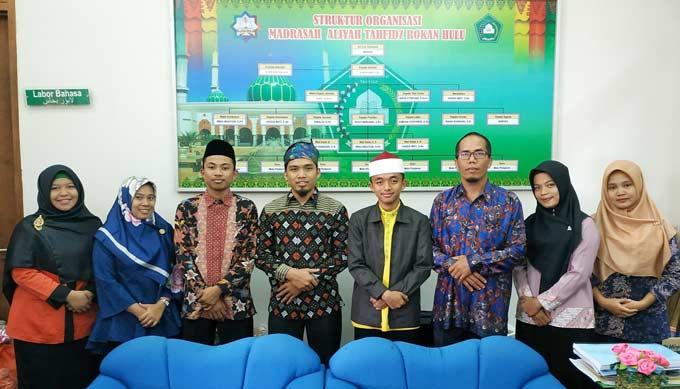 2 Hafiz Rohul Raih Juara di MHQ ASEAN