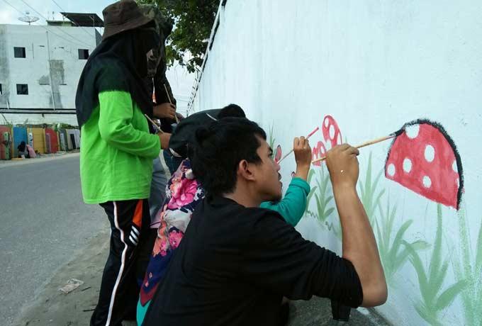 GenBi Riau Edukasi Masyarakat Peduli Sampah
