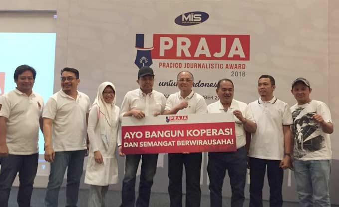 MIS Group Ajak Koperasi Tetap Eksis
