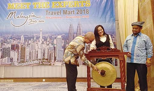 Tourism Malaysia Luncurkan Malaysia Trully Asia Special Package 2018