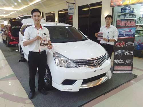 Nissan Datsun SM Amin Promo Spesial