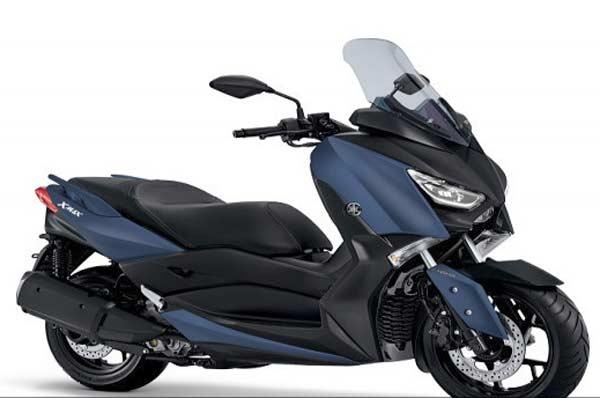 Yamaha Xmax Warna Baru Bisa Order Online